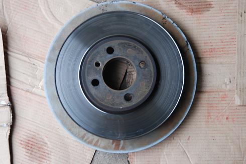 Установка тормозных суппортов от BMW E34 540 на BMW E30 + тормозные диски 312мм