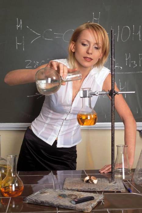 любительские фото учительницы