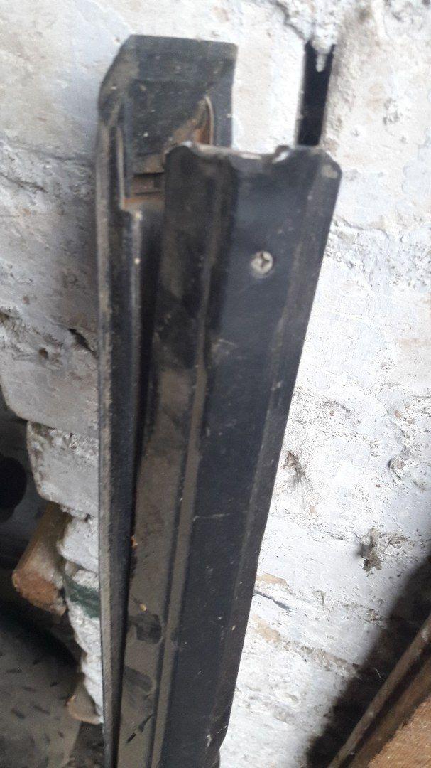 молдинги на двери e38 BMW