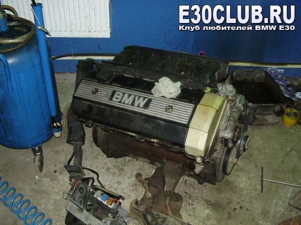 bmw двигателя m50:
