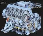 Двигатели BMW M40, M42, M43 и M44
