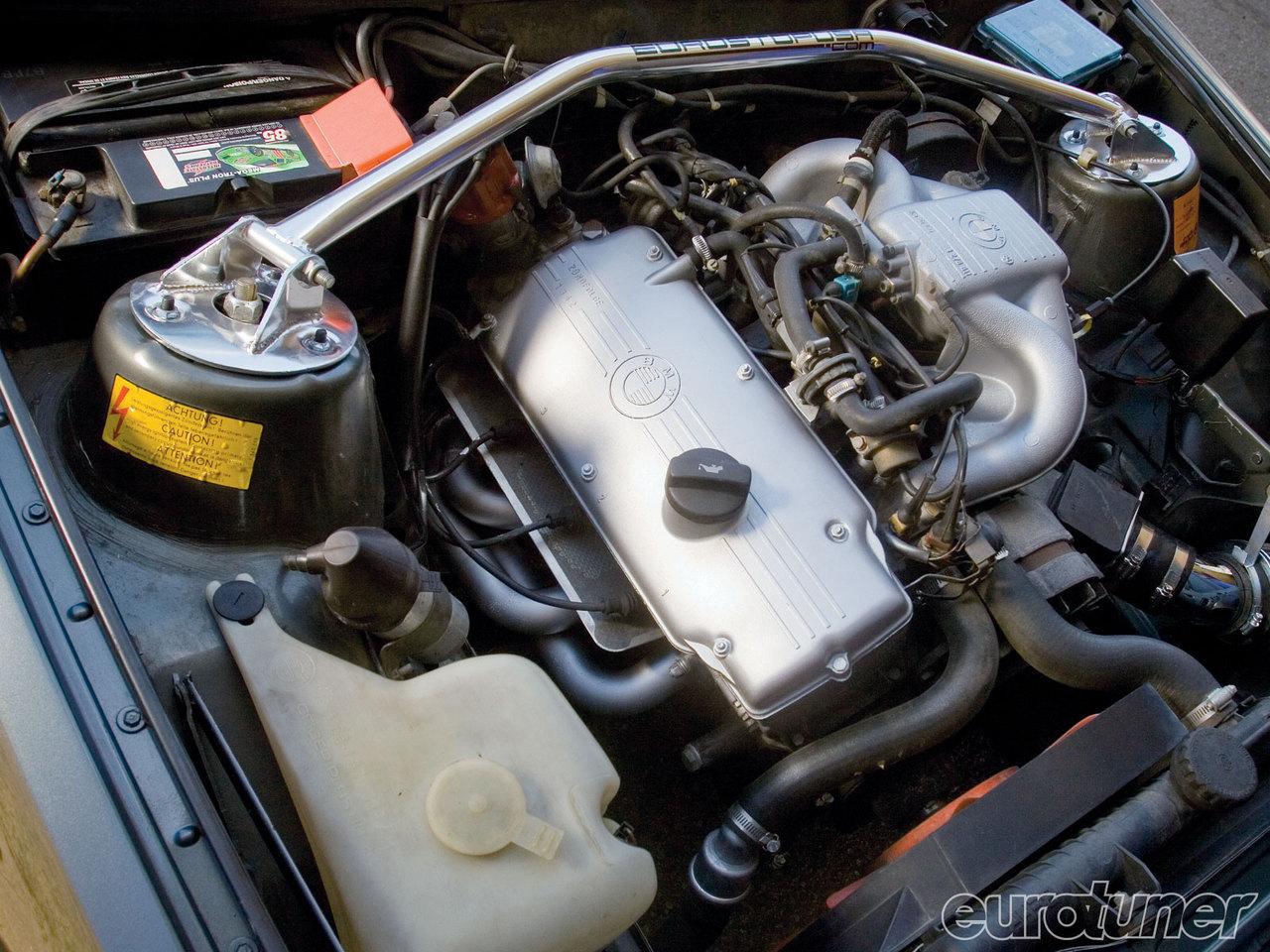 будет ли работать приборка от 6-ти цилиндрового двигателя bmw e30 с двигателем m10